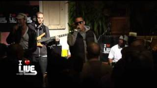 DJ Ironik - I Wanna Be Your Man & Stay With Me  #ILUVLIVE Oct 08