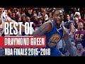 The Best Of Draymond Green!   NBA Finals 2015-2018