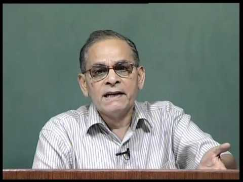 Mod-01 Lec-09 Basics of Materials & Energy Balance