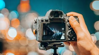CITY NIGHT PHOTOGRAPHY (Photoshoot + Editing Tutorial)