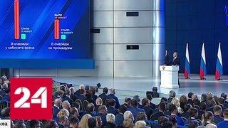 Путин подчеркнул, что к концу 2020 года медицинская помощь должна быть доступна везде - Россия 24