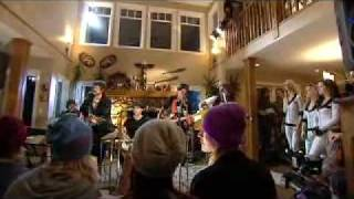 The Trews - Tired of Waiting (Live & Acoustic in Whistler)