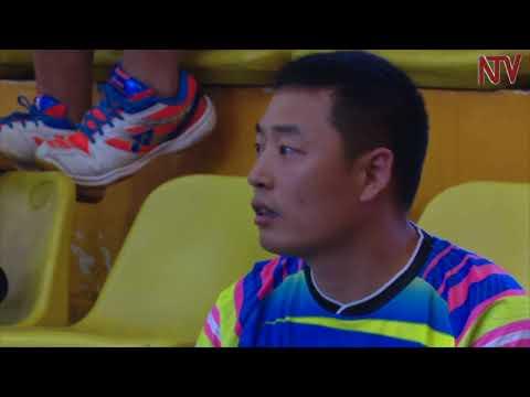 KCCA loses to China Embassy in Badminton