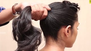 Different Ponytail Hairstyles For Short Hair Free Video Search