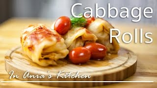 Cabbage Rolls - Gołąbki - Recipe #210
