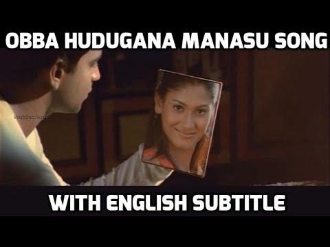 Obba Hudugana Manasu    Akshay Kumar,Keerthi    Sonu Nigam, Shreya Ghoshal     Kannada