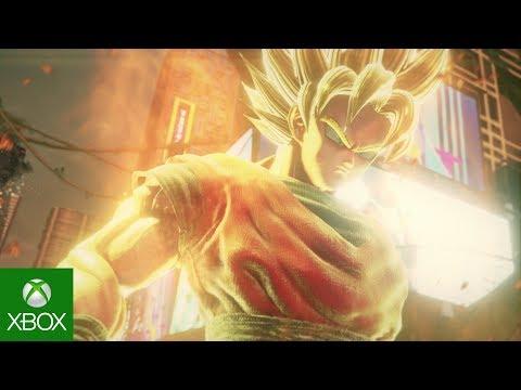 Trailer d'annonce de Jump Force