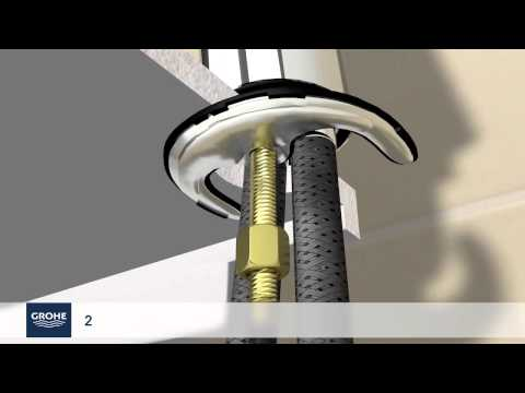 GROHE Guide Installation Mitigeur Lavabo MP4 720 5mbit