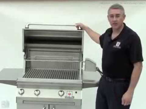 Solaire Grills Tour - Grill Cart Features
