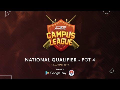 DuniaGames Campus League
