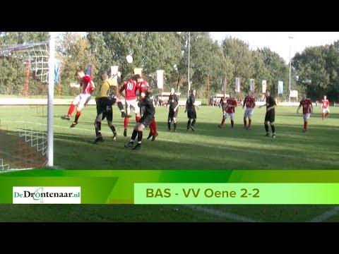 VIDEO | BAS start tegen Oene als 'een stel ouwe wijven', maar speelt uiteindelijk toch 2-2