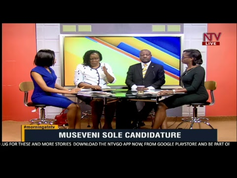 KICK STARTER : NRM MPs' decision to support Museveni sole candidature raises eyebrows