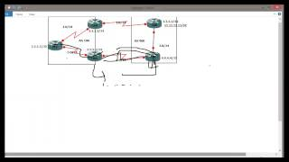 BGP traffic tuning using route-map CCNP (V-56)