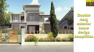 2 Floor House Exterior Design