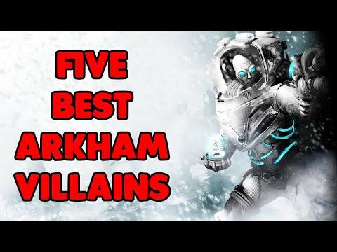 5 Best Villains in the Batman Arkham Series (Other than Joker)