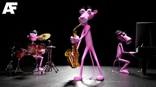 The Pink Panther Theme | 3D Animated