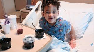 Jaden's Surgery Day! - SRV #100   Sarah Rae Vlogas  