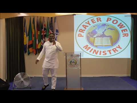 PPMUK Deliverance and Prophetic Service by Pastor Kingsley Ike