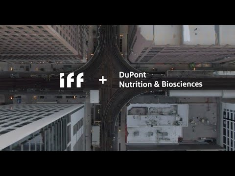 IFF + DuPont Nutrition & Biosciences