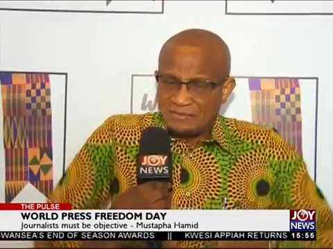 Journalists must be objective - The Pulse on JoyNews (3-5-18)