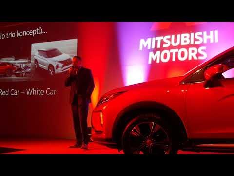 Mitsubishi ukázala Eclipse Cross v Hauch Gallery