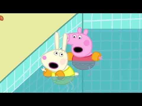 Peppa Pig en Español | ¡A Nadar! | Episodios completos | Pepa la cerdita