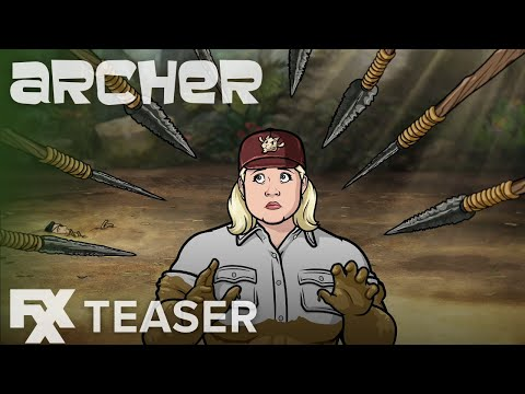 Archer Season 9 (Promo 'Locals')