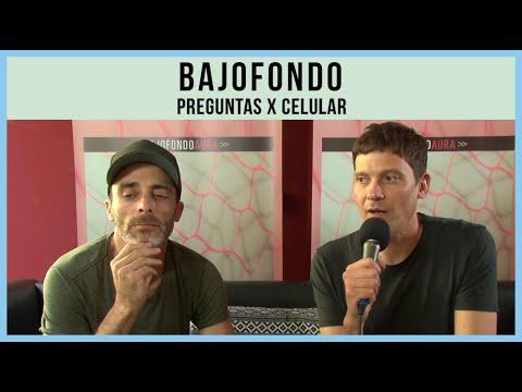 Bajofondo video Preguntas x Celular - Octubre 2019