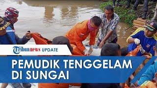 Mudik Berujung Maut, 3 Orang di Sumbar Hilang setelah Warga Nekat Pulang Kampung Menyusuri Sungai