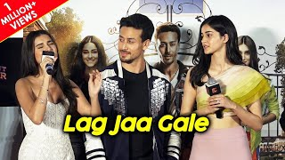 Tara Sutaria SINGS Lag Jaa Gale LIVE | Student Of The Year 2 Trailer Launch