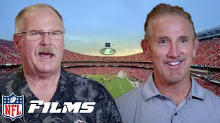 Steve Spagnuolo & Andy Reid Reflect on Reunion That Put KC Over the Top