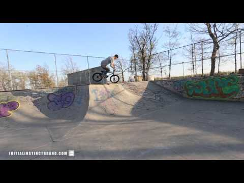 Initial Instinct Clothing Brand Promo // Greenhill Skatepark Shoot
