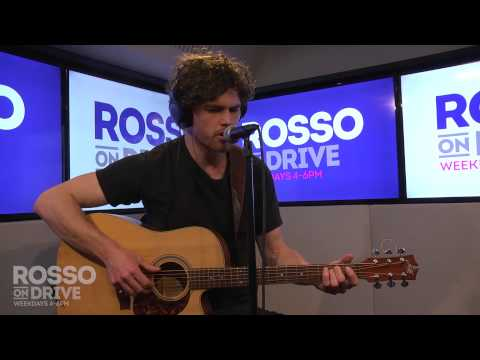 Vance Joy - Mess Is Mine (Acoustic & Live On Rosso On Drive)