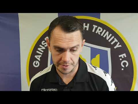 Pre-Game | Liam King ahead of Whitby Town | 20/08/19