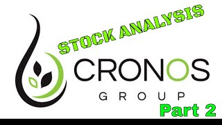 *Part 2* 🌿Cronos Group (CRON) Stock Analysis | Is Cronos Group Stock A Buy? 🌿