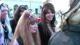 preview picture of video 'Harajuku Fashion Walk - Pescara - 2nd Edition'