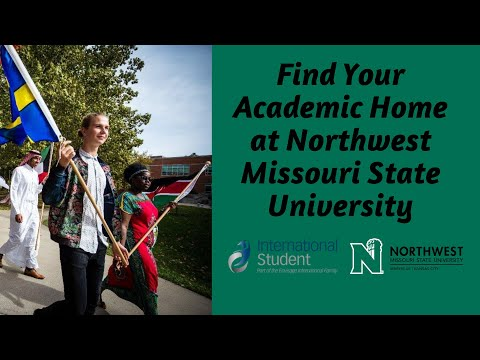 Find Your Academic Home At Northwest Missouri State University