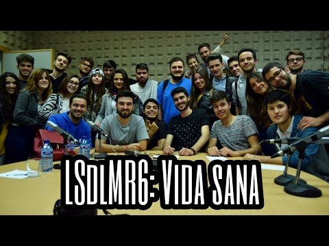 Los Sinvergüenzas de la Mesa Redonda 6: Vida Sana,  con David Sainz y Teresa Segura