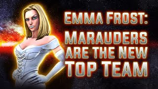 Emma Frost: Marauders Are The New Top Team! - MARVEL Strike Force - MSF