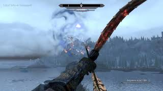 Skyrim mod: Here There Be Monsters Part 1