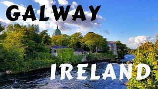 Galway Ireland 4k Footage