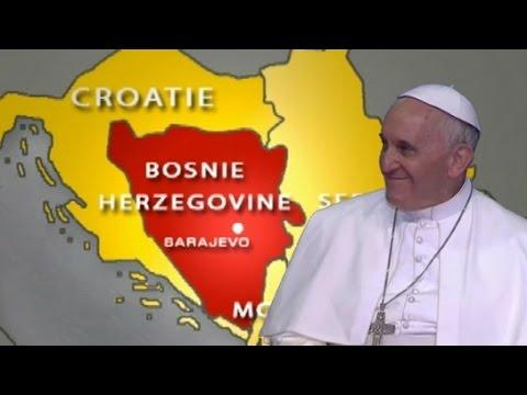 Le Pape François à Sarajevo (Bande-annonce)