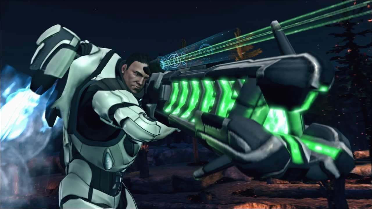 New XCOM Trailer Is Filled With Explosions And Green Goo