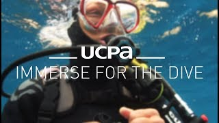 Diving tutorial UCPA #3 - How to immerse for the dive