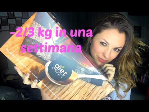 In totale su perdita di peso con Tatyana Rybakova