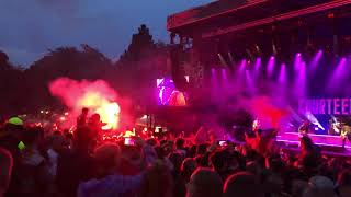 Bide Your Time   Courteeners   Edinburgh Summer Sessions 16.08.2019