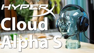 HyperX Cloud Alpha S - Das 7.1 USB Gaming Headset im Test - Ein würdiger Nachfolger?