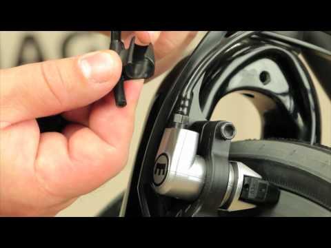 Shorten the tubing - Magura Rim Brake HS11 and HS33 R (English)