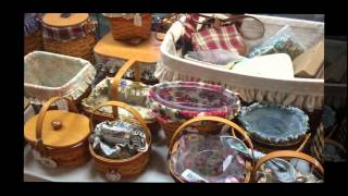 Plain City Auction - March 26, 2015: Jewelry, Baskets, Small Furniture, Boxed Lots, Etc