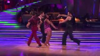 Dancing With The Stars Season 10 Finale: Pamela Anderson & Niecy Nash - Moulin Rouge